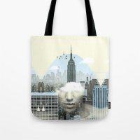 New York City Shift Tote Bag