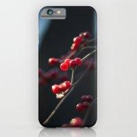 Winter Berries II iPhone 6 Slim Case