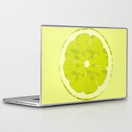 Lime Laptop & iPad Skin