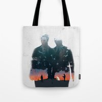 True Detective - The Lon… Tote Bag