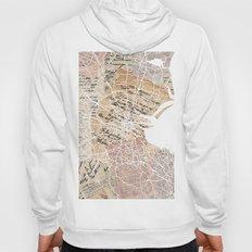Dublin Map Hoody