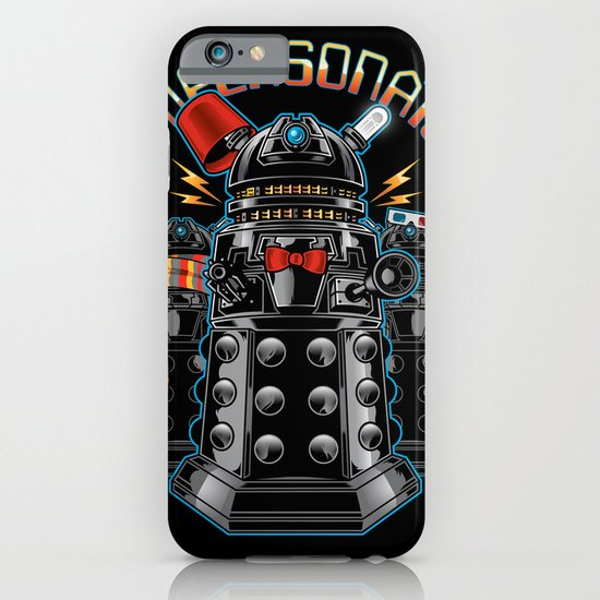 Impersonate! iPhone & iPod Case