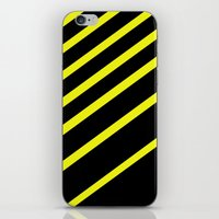 Simple Shapes Series iPhone & iPod Skin