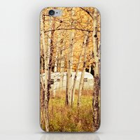 She Was a Trailer Park Girl at Heart  - color iPhone & iPod Skin