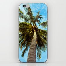 Palm Trees In The Sky iPhone & iPod Skin