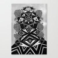 ANGLEMAN Canvas Print