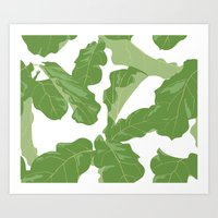 Tropicali Afternoon Art Print