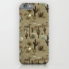 Snakebite Ranch Slim Case iPhone 6s