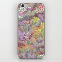 Life in Death Valley iPhone & iPod Skin