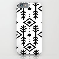 iPhone & iPod Case featuring NORDIC by Nika