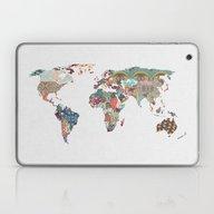 Louis Armstrong Told Us … Laptop & iPad Skin