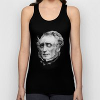 The Corrupted Man Unisex Tank Top
