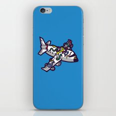 Snakes on a plane, literally   iPhone & iPod Skin