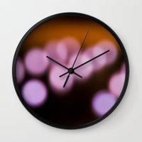Boh! Keh? Wall Clock