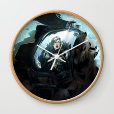 Search for Leviathan Wall Clock