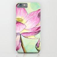 Lotus Bloom iPhone 6 Slim Case