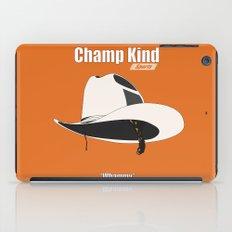 Champ Kind: Sports iPad Case
