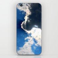 Peek A Boo iPhone & iPod Skin