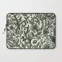 Garden of Relief and Affliction Laptop Sleeve