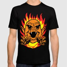Hobgoblin 01 Mens Fitted Tee SMALL Black