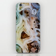 THE BEAUTY OF MINERALS iPhone & iPod Skin