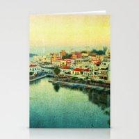 Agios Nikolaos Stationery Cards
