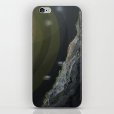 Lost Nature Digital Painting  iPhone & iPod Skin