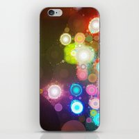 All of the Lights iPhone & iPod Skin