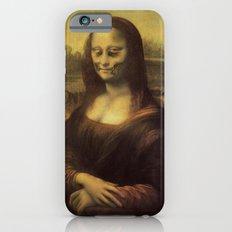 Monnalisa is dead Slim Case iPhone 6s