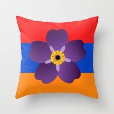Armenian Genocide Centennial  Throw Pillow