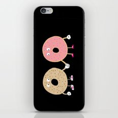 Power Couple iPhone & iPod Skin