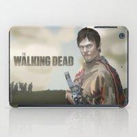 The Walking Dead iPad Case