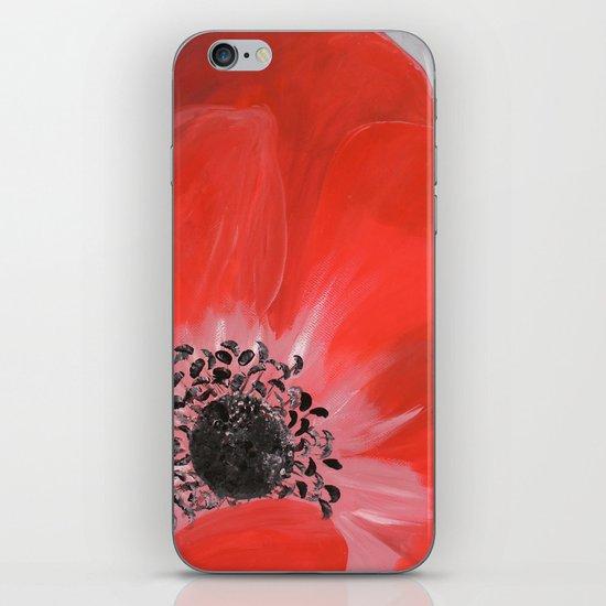 """oh dear poppy"" iPhone & iPod Skin"