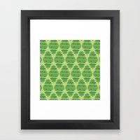 Over The Trees Framed Art Print