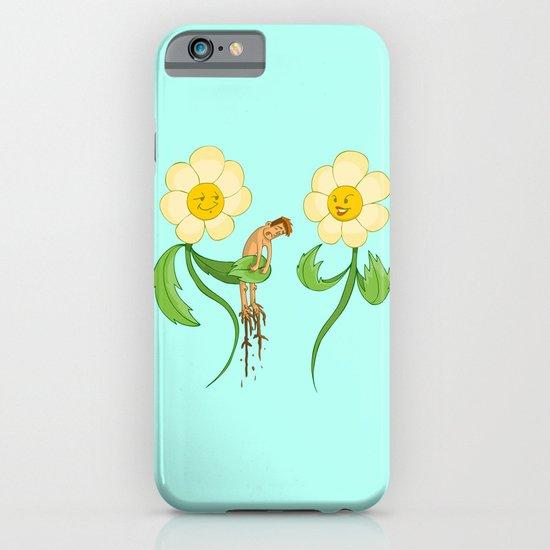 Planting Revenge iPhone & iPod Case
