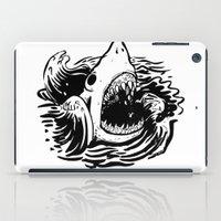 Shark Off iPad Case