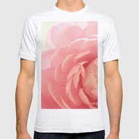 Ranunculus Mens Fitted Tee Ash Grey SMALL
