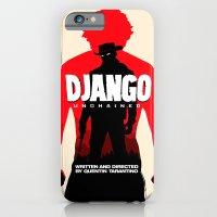 Django Unchained Poster iPhone 6 Slim Case