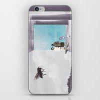 La Mouche iPhone & iPod Skin