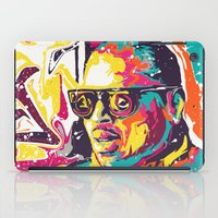 Chris Brown iPad Case
