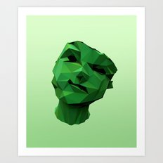 Expression B Art Print