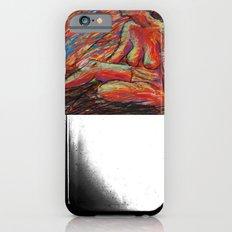 Hypatia on Fire iPhone 6s Slim Case
