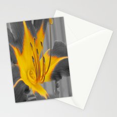 A Bit of Yellow Stationery Cards
