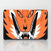 Cursed Fox iPad Case
