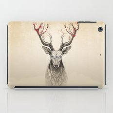 Deer tree iPad Case