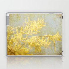 Golden Wattle Laptop & iPad Skin
