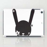 RABBIT PIERROT  iPad Case