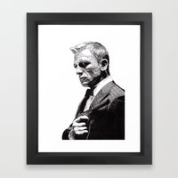 Daniel Framed Art Print