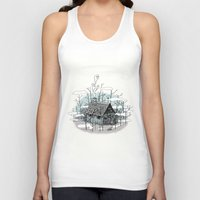 DEEP IN THE HEART OF THE… Unisex Tank Top