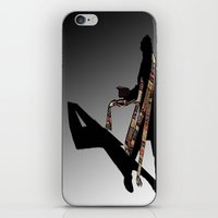 4th Doctor... iPhone & iPod Skin